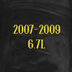 2007.5-2009 6.7L