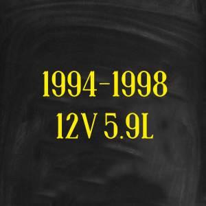 1994-1998 12V 5.9L