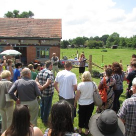 Opening of the community venue