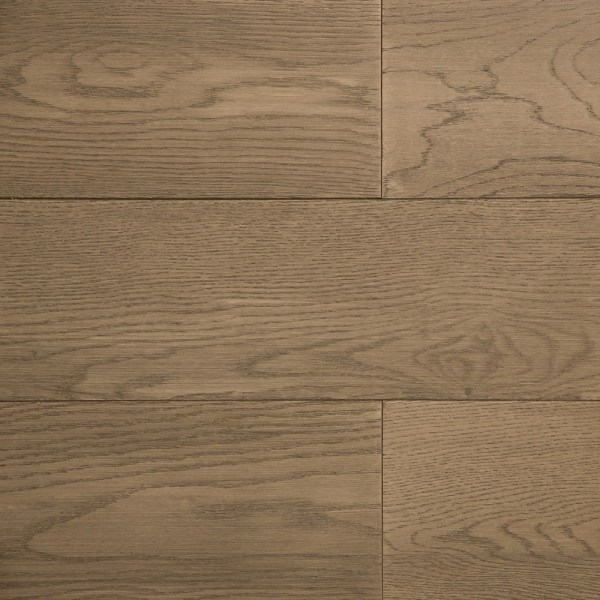 Smoke Grey White Oak Engineered Hardwood