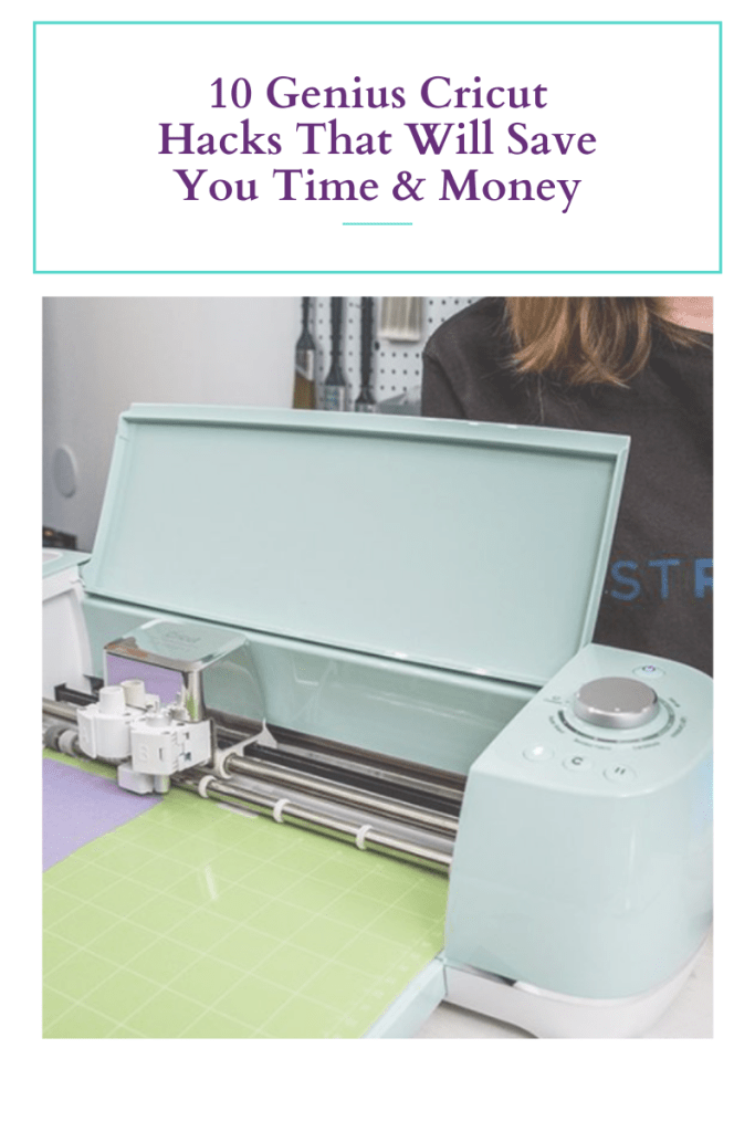 cricut tip and tricks