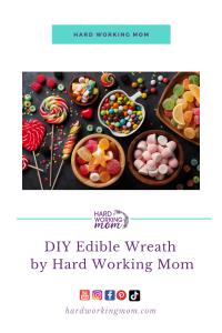 DIY Edible Wreath
