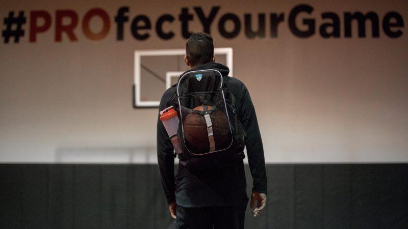 Hard Work Sports Basketball Backpack