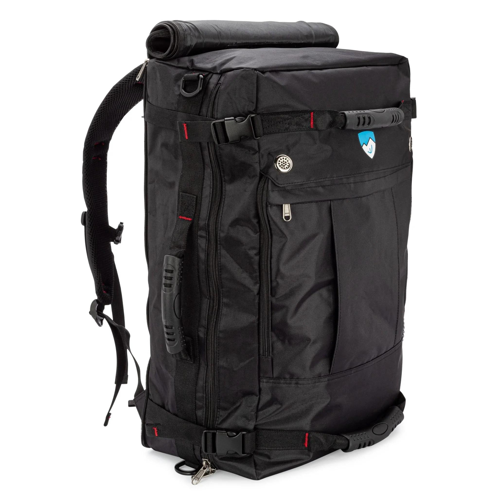 Hard Work Sports Duffel Backpack 3-Way