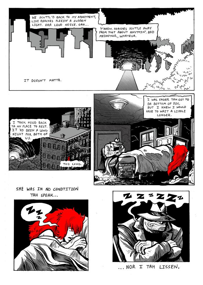 SR48: THE BIG SLEEP