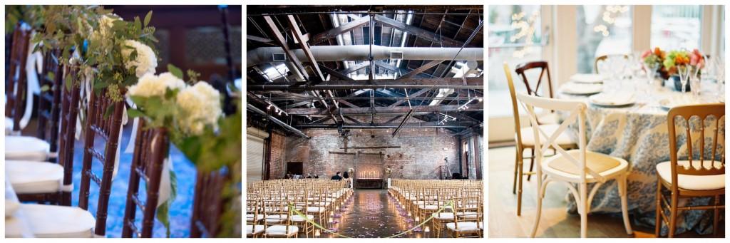 ballroom chair option wedding