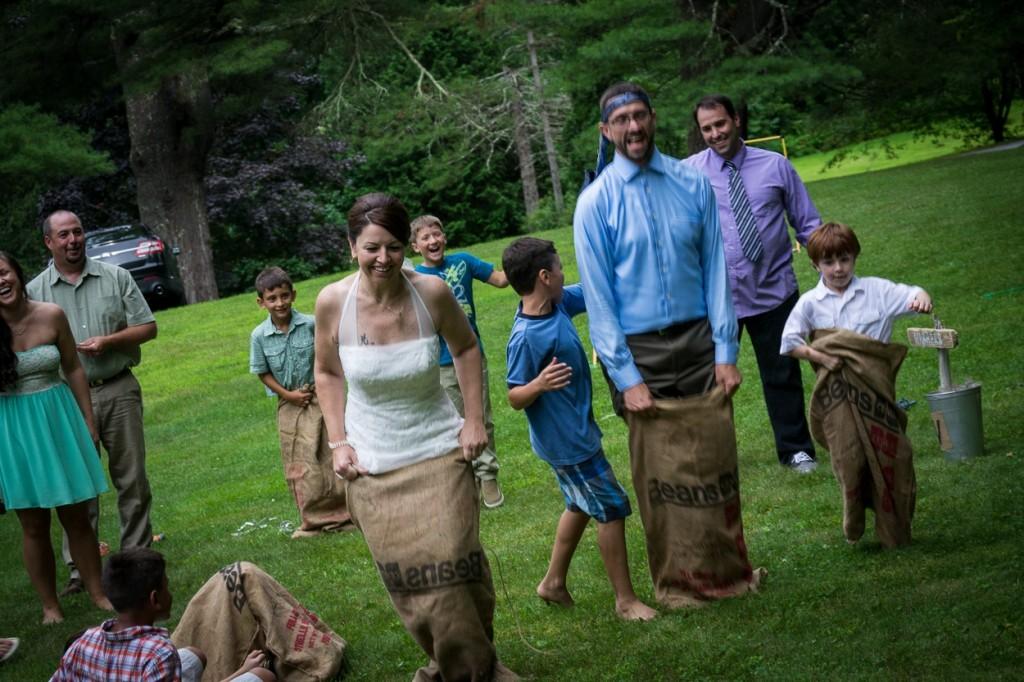 hardy farm maine wedding