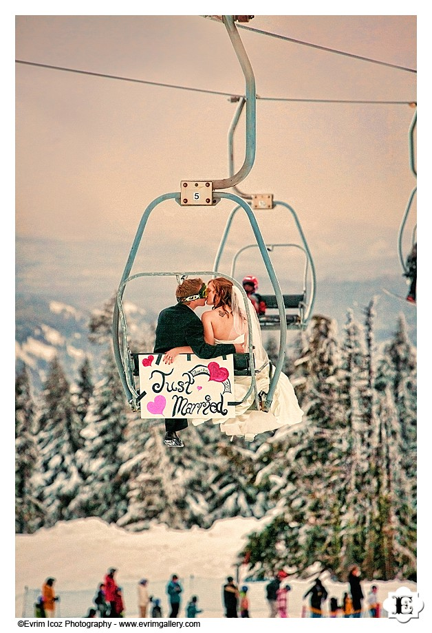maine rustic winter wedding