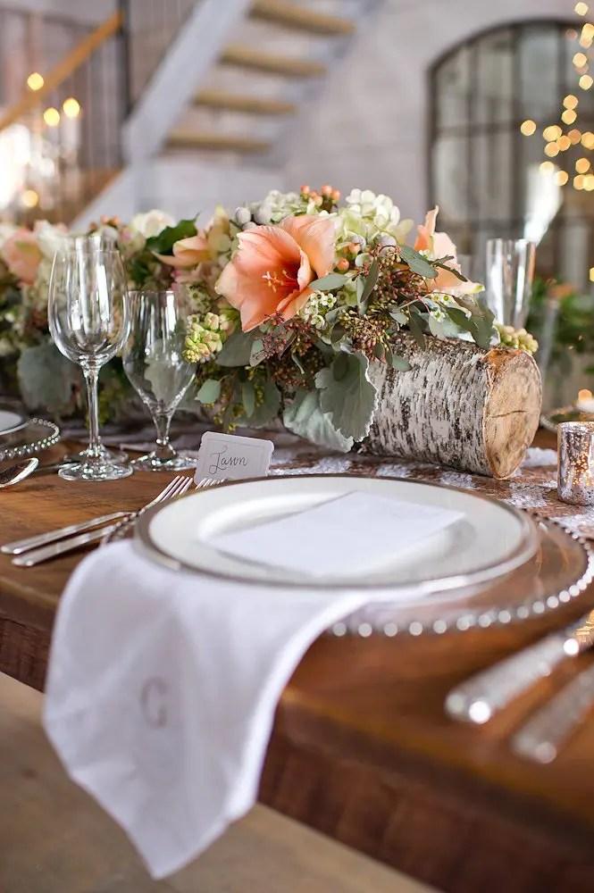 tented wedding maine