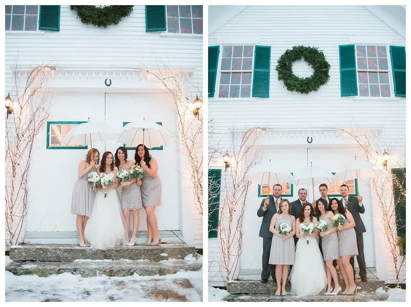 maine wedding rustic barn venue