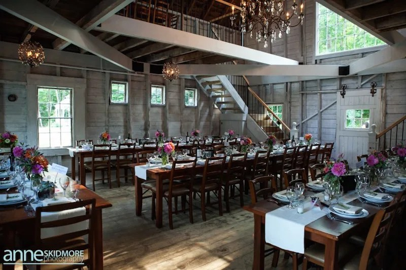 Byrdie & Damon_Hardy Farm_ME Barn Wedding