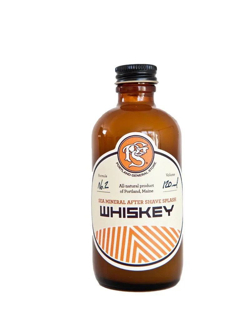Portland General Store_Whiskey After Shave Splash