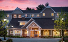 Front of Residence Inn - North Conway