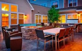 Residence Inn North Conway - Fire Pit