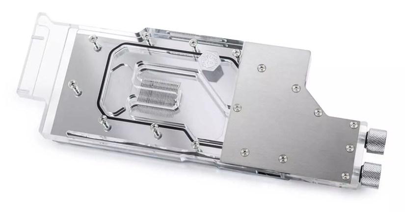 Bitspower lanza el primer bloque de agua con conexiones laterales para las NVIDIA RTX 3
