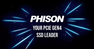 Pison E18, SSD controller up to 7.38 GB / s