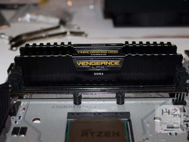 RAM DDR4 compatible con nuevo micro código