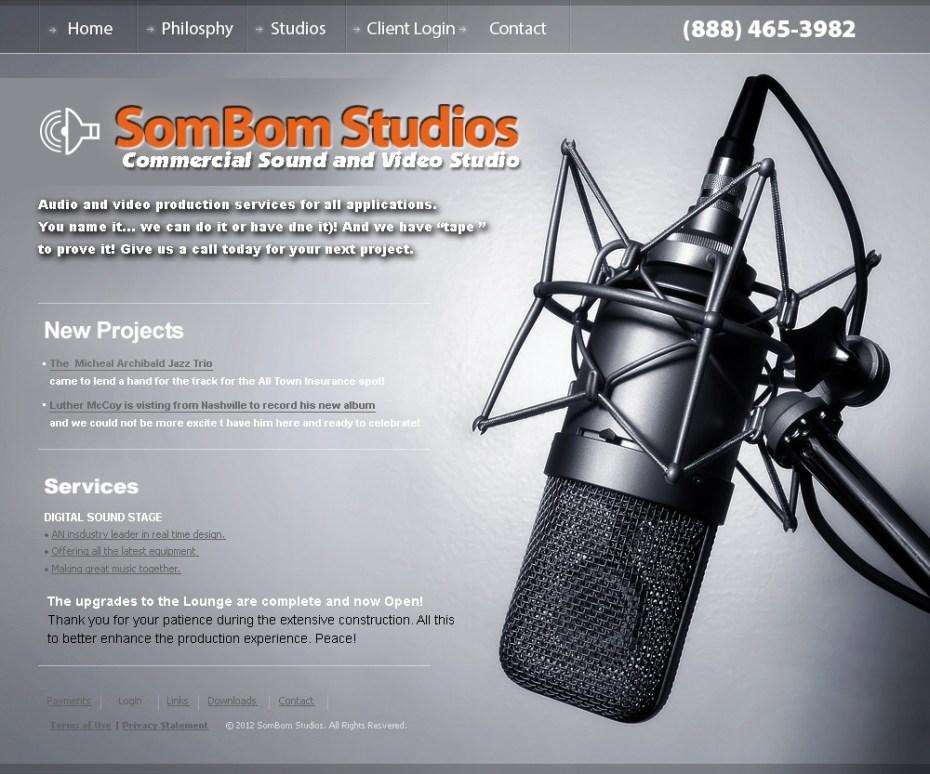 Som Bom Studios