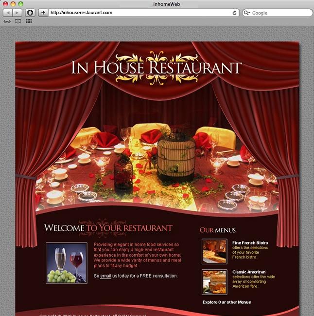 In House Restaurant