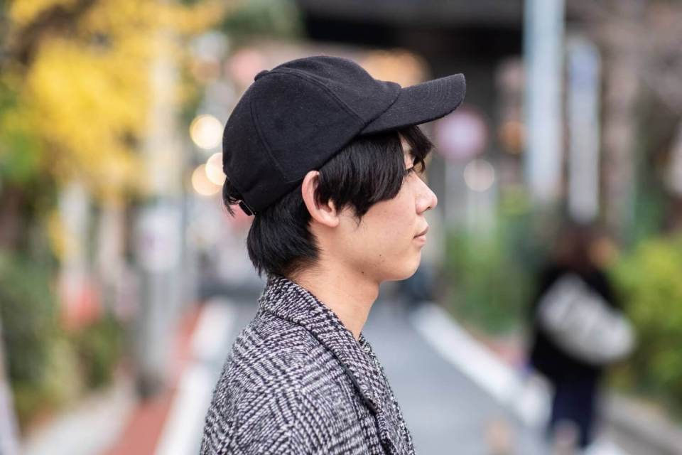 Uniqro wool cap18