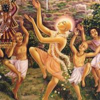 "By chanting Hare Krishna, I can understand ""Who I am"""