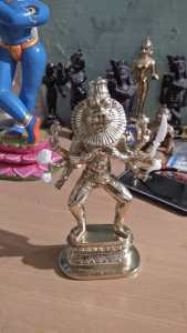 Narasimha Dev 8 inches