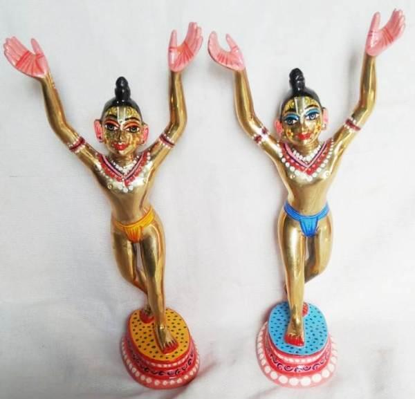 Gaura Nitai 8 inches 1.5kg