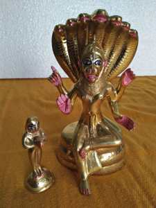 Prahlad Narasimha 8 inches