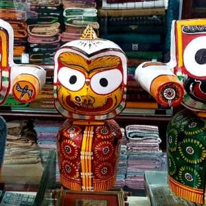 Jagannath Baladeva Subadra and Sudarshan 1