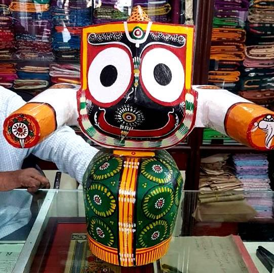 Jagannath Baladeva Subadra and Sudarshan