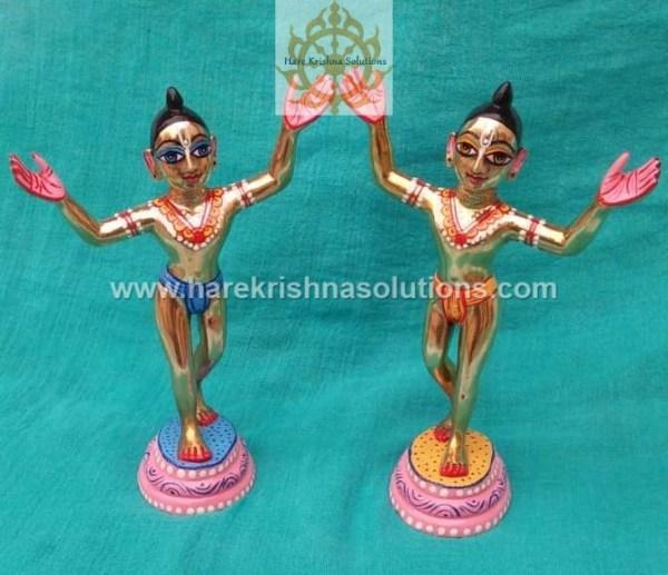 Gaura Nitai 7 inches (2)