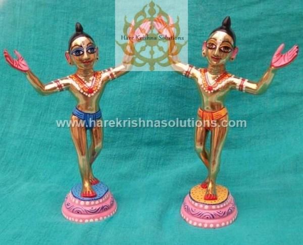 Gaura Nitai 7 inches (6)
