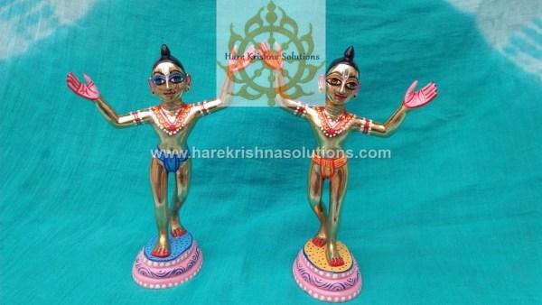 Gaura Nitai 7 inches (7)