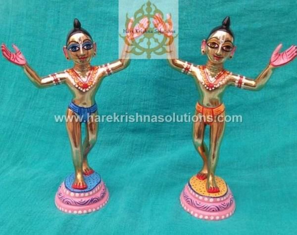 Gaura Nitai 7 inches (8)