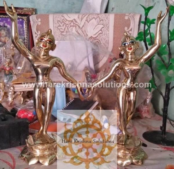 Gaura Nitai 12 inches HUD (2)