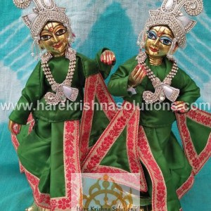 Krishna Balaram 10 inches Green (3)