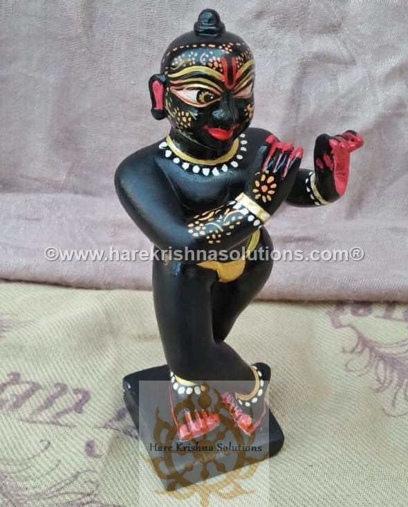 Black Krishna Sidelong Glancing (10)