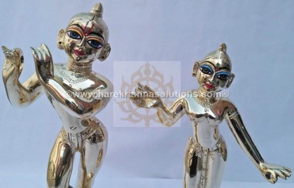 Radha Krishna 10 inches 6.5 kgs (2)