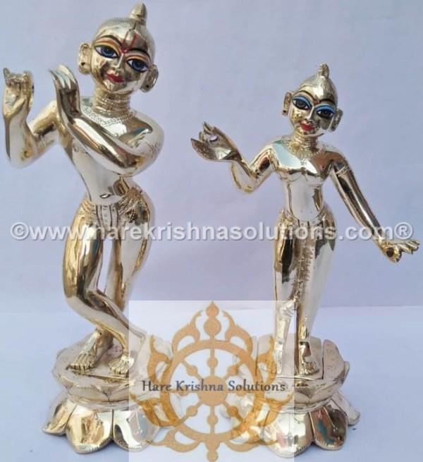 Radha Krishna 10 inches 6.5 kgs (5)