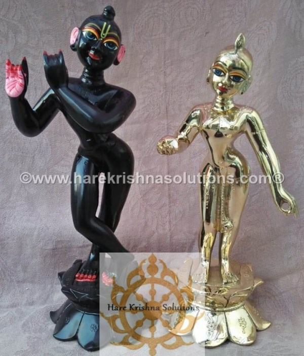 RadhaKrishna Black 12 inches (13)