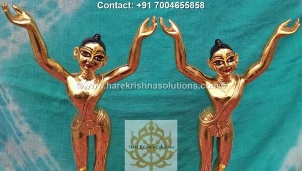 Gaura Nitai 12 inches (3)
