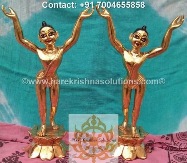 Gaura Nitai 12 inches (4)