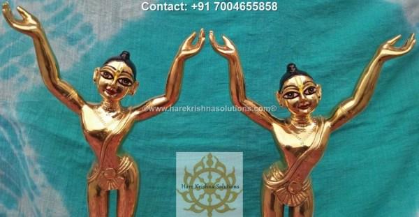 Gaura Nitai 12 inches (5)