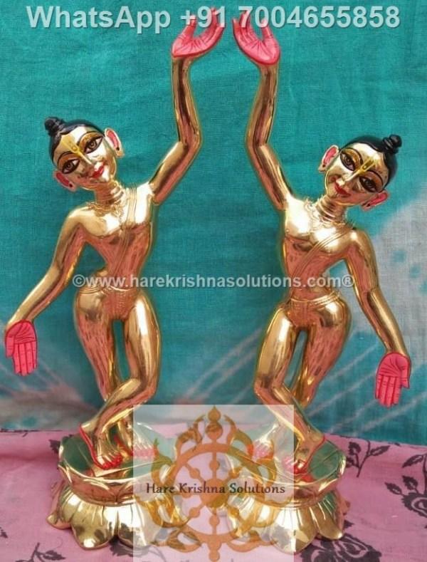 Gaura Nitai 12 inches Special 5