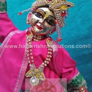 Gaura Nitai 12 inches Pink 1