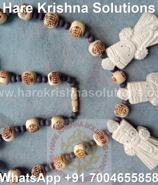 Radha Tulasi Kanthi Mala Jagannath Baladev Subadra Pendant