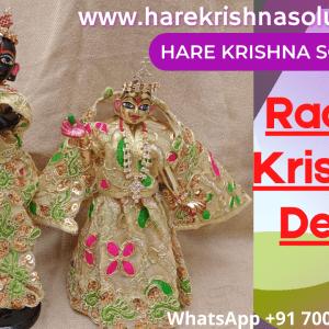 RadhaKrishna 8 inches-Dress YouTube Thumbnail