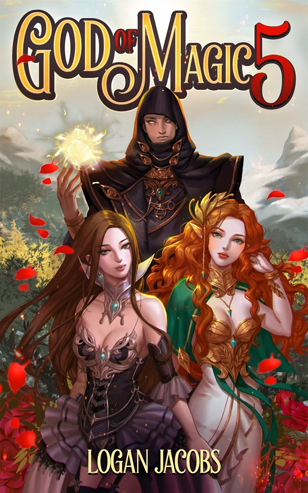 New Harem GameLit Release: God of Magic 5 - Harem GameLit Books