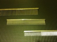 Different Sizes Of Comb