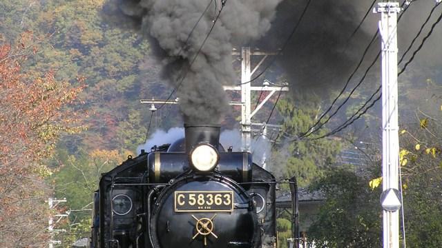 秩父鉄道SLパレオエクスプレス